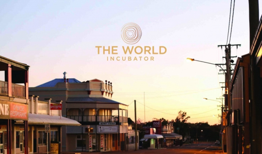 The World Incubator is the startup hub for Charters Towers Entrepreneurs
