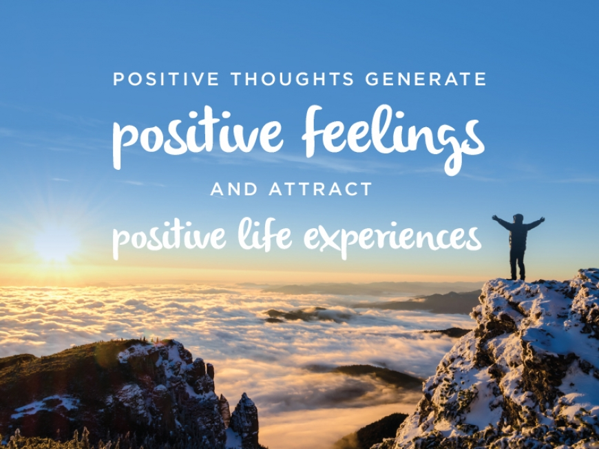 The power of positivity and getting rid of the negative
