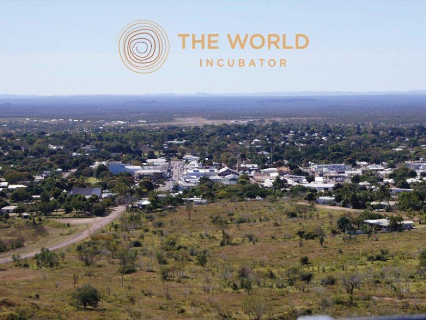 The launch of The World Incubator is Imminent